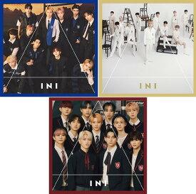 【同時購入特典付き】 A[CD] [3タイプ一括購入セット] / INI