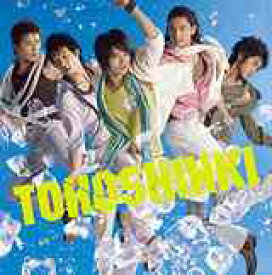 SUMMER〜Summer Dream/Song for you/Love in the Ice〜 [ジャケットA/CD+DVD] / 東方神起