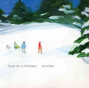 Happy Merry Christmas![CD] / achordion