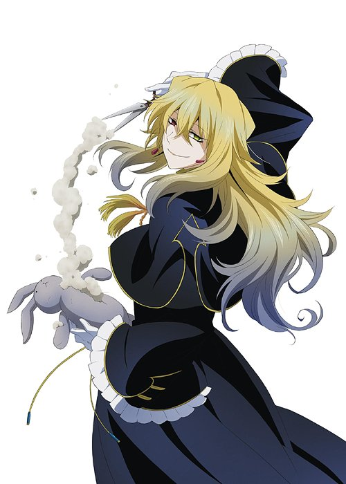 PandoraHearts DVD Retrace: VI / アニメ