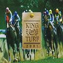 KING OF TURF 中央競馬のファンファーレ2001完全盤 / 津堅直弘ブラス・アンサンブル