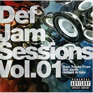 デフ・ジャム・セッションズ Vol.1 [輸入盤] / オムニバス
