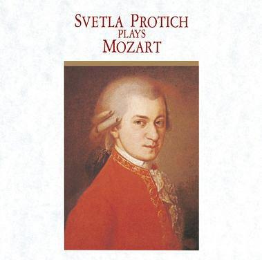 トルコ行進曲 プロティッチ・モーツァルト・リサイタル [廉価盤] / スヴェトラ・プロティッチ (pf)