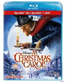Disney's クリスマス・キャロル 3Dセット [3DBlu-ray+Blu-ray+DVD][Blu-ray] / 洋画