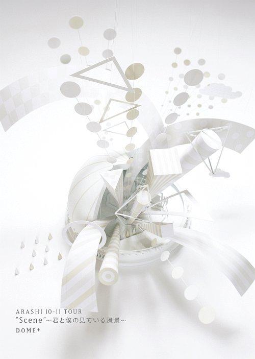 "ARASHI 10-11TOUR""Scene"" 〜君と僕の見ている風景〜 DOME+ [通常版][DVD] / 嵐"