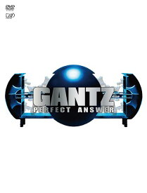 GANTZ PERFECT ANSWER[DVD] / 邦画