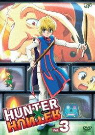 HUNTER×HUNTER Vol.3 / アニメ