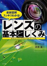 最新図解スッキリわかる!レンズの基本としくみ[本/雑誌] (単行本・ムック) / 河合滋/著