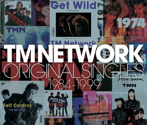 TM NETWORK ORIGINAL SINGLES 1984-1999 [Blu-spec CD][CD] / TM NETWORK