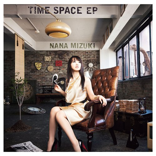 TIME SPACE EP / 水樹奈々