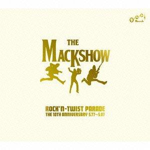 Rock'n-Twist Parade S.77-S.87 [CD+DVD] / THE MACKSHOW