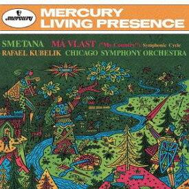 スメタナ: 連作交響詩「わが祖国」[CD] / ラファエル・クーベリック (指揮)