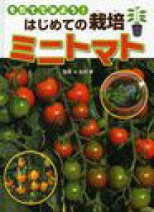 ミニトマト (そだててみよう!はじめての栽培)[本/雑誌] (児童書) / 松井孝/監修