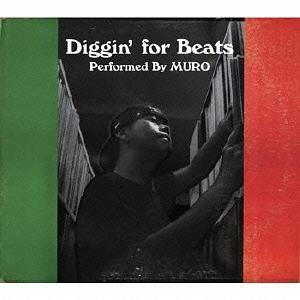 DIGGIN' FOR BEATS[CD] / MURO