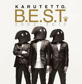 KARUTETTO. B.E.S.T.2002-2013[CD] / カルテット.