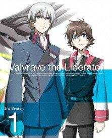 革命機ヴァルヴレイヴ 2nd SEASON 1 [特典DVD+CD付完全生産限定版][DVD] / アニメ