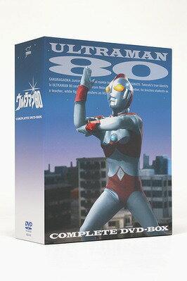 ウルトラマン80 COMPLETE DVD-BOX[DVD] / 特撮