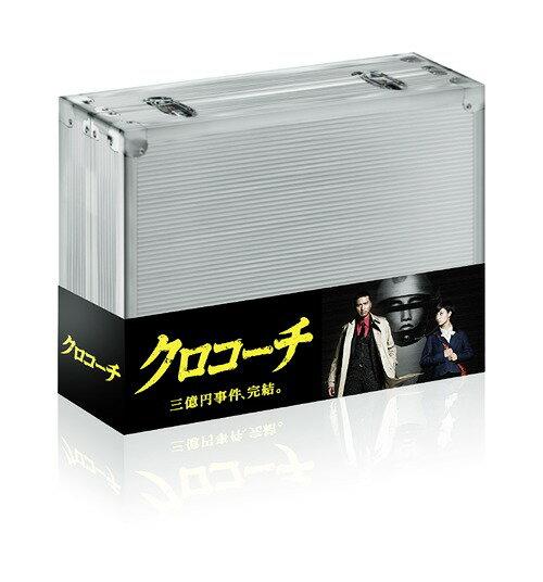 クロコーチ DVD-BOX[DVD] / TVドラマ