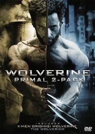 ウルヴァリン: X-MEN ZERO + ウルヴァリン: SAMURAI DVDセット [初回限定生産][DVD] / 洋画