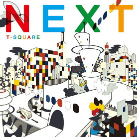 NEXT [CD+DVD][SACD] / T-SQUARE