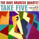 テイク・ファイヴ〜オリジナル・コレクション [3CD/輸入盤][CD] / デイヴ・ブルーベック・カルテット