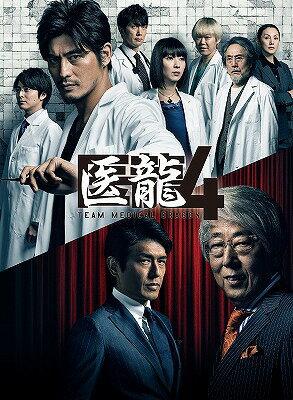 医龍 Team Medical Dragon 4 Blu-ray BOX[Blu-ray] / TVドラマ