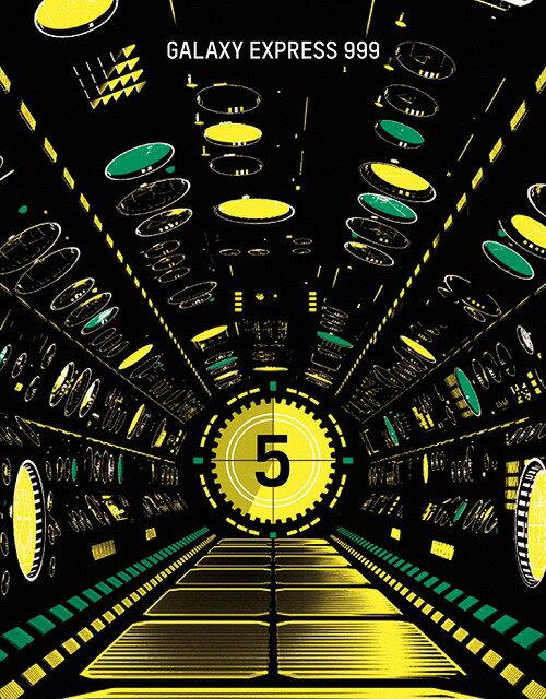 松本零士画業60周年記念 銀河鉄道999 テレビシリーズ Blu-ray BOX 5[Blu-ray] / アニメ