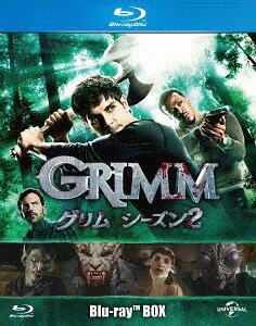 GRIMM/グリム シーズン2 Blu-ray BOX[Blu-ray] / TVドラマ