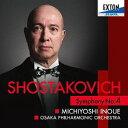 ショスタコーヴィチ: 交響曲第4番[CD] / 井上道義(指揮)/大阪フィルハーモニー交響楽団
