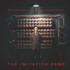 「イミテーション・ゲーム」オリジナル・サウンドトラック[CD] / アレクサンドル・デスプラ