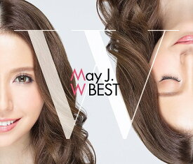 May J. W BEST -Original & Covers- [2CD+DVD][CD] / May J.