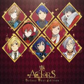 ACTORS - Deluxe Duet Edition-[CD] / オムニバス