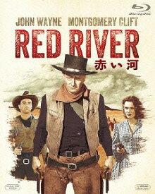 赤い河[Blu-ray] / 洋画