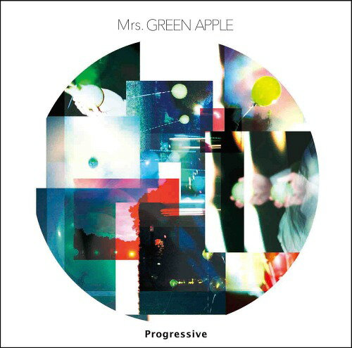 Progressive[CD] / Mrs. GREEN APPLE
