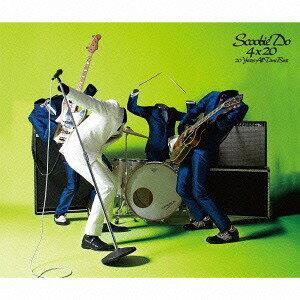 4x20〜20 YEARS ALL TIME BEST〜 [3CD+DVD][CD] / SCOOBIE DO