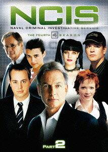 NCIS ネイビー犯罪捜査班 シーズン4 DVD-BOX Part2[DVD] / TVドラマ