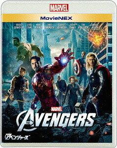 アベンジャーズ MovieNEX [Blu-ray+DVD] [期間限定][Blu-ray] / 洋画