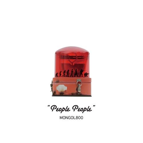 People People[CD] / MONGOL800