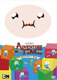 アドベンチャー・タイム シーズン4 Vol.1[DVD] / アニメ
