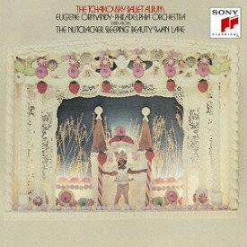 チャイコフスキー: バレエ音楽「白鳥の湖」「くるみ割り人形」「眠りの森の美女」名場面集[CD] / ユージン・オーマンディ