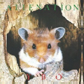 ALIENATION[CD] / YBO2