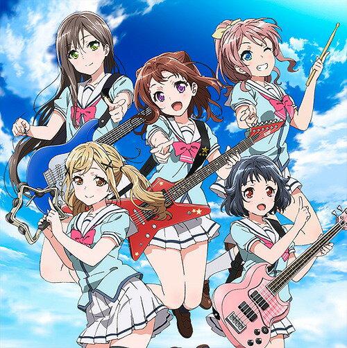 バンドリ!「Yes! BanG_Dream!」 [Blu-ray付初回限定盤][CD] / Poppin'Party