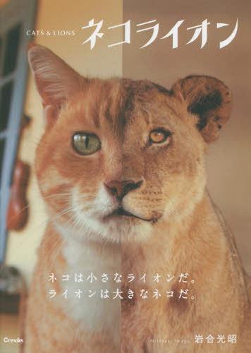 ネコライオン (写真文庫)[本/雑誌] / 岩合光昭/著