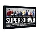 スーパー・ショウ 6: SUPER JUNIOR ワールド・ツアー・イン・ソウル [2DVD/輸入盤][DVD] / SUPER JUNIOR