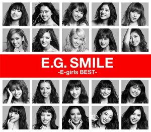 E.G. SMILE -E-girls BEST- [2CD+DVD][CD] / E-girls