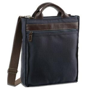 ショルダーバッグ メンズ 斜めがけ 日本製 豊岡製鞄 豊岡 かばん 2way 縦型 タテ型 たて型 軽量 ショルダーバッグ メンズバック 斜めがけ 帆布 旅行鞄 男性用 紳士用 鞄 A4 コン 紺