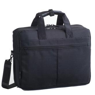 公文包男士公文包 2 / 两层双人间 B4 文件 41 厘米手提袋挎包公文包袋业务袋微纤维商界及商界的男人和女人男人和女人的绅士男子和妇女,袋,袋,袋