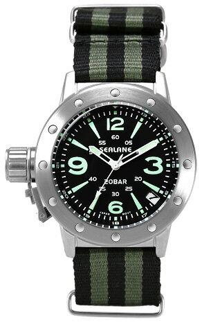 シーレーン 腕時計 SEALANE SE42-NABK