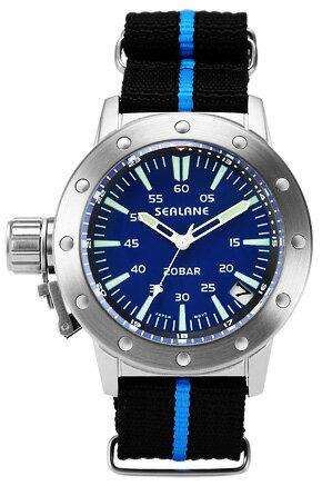 シーレーン 腕時計 SEALANE SE42-NYBL