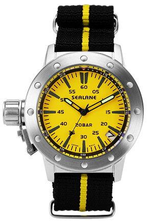 シーレーン 腕時計 SEALANE SE42-NYYE